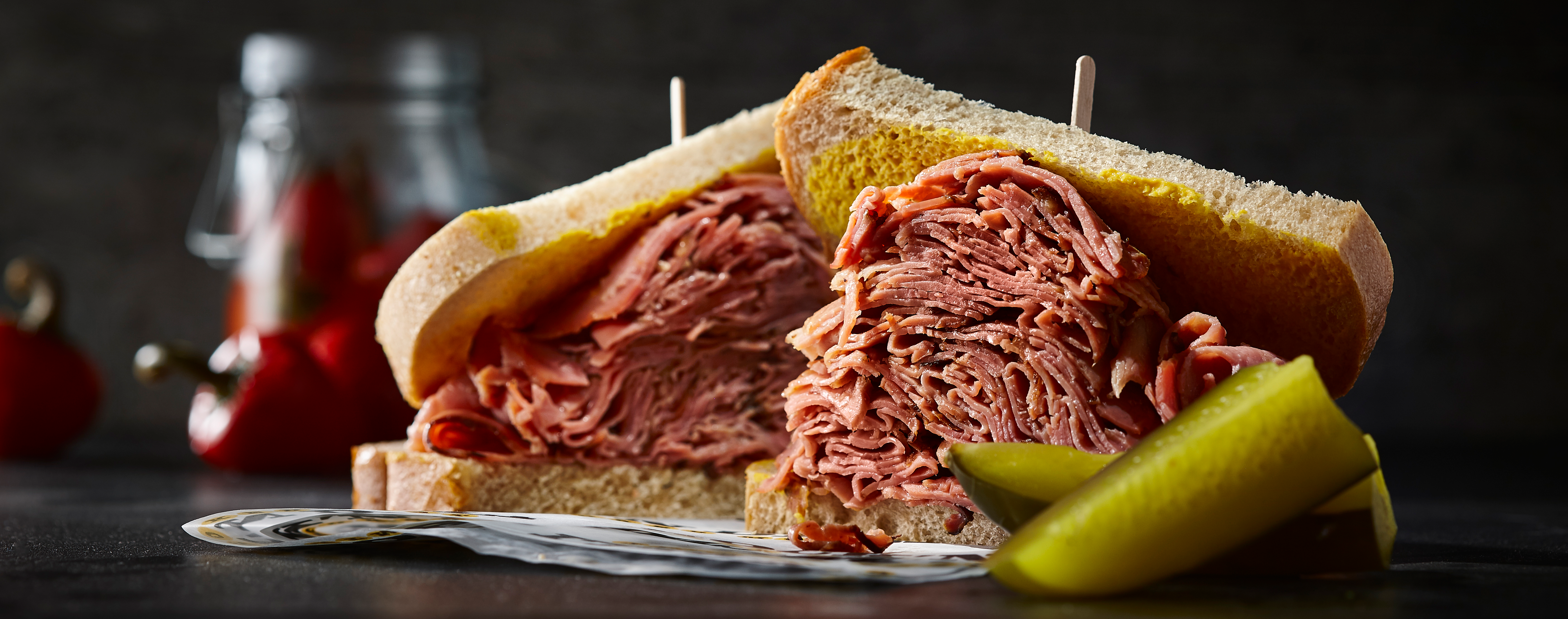 Montreal Smoked Meat - Rock'N Deli