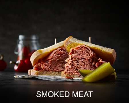 Rock'N Deli Halal Smoked Meat